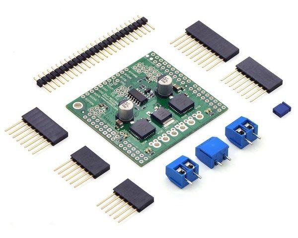 Pololu Dual MC33926 Motor Driver Shield for Arduino