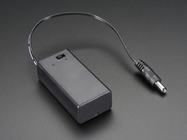 9V DC 2.1MM*5.5MM Battery Power Cable Plug Clip 9V DC Barrel Jack For Arduino